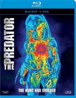 Cover image for The predator [blu-ray] / Twentieth Century Fox presents ; in association with TSG Entertainment ; directed by Shane Black ; written by Fred Dekker & Shane Black ; produced by John Davis ; a Davis Entertainment production.