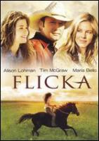 Cover image for Flicka [DVD] / Fox 2000 Pictures presents ; produced by Gil Netter ; screenplay by Mark Rosenthal & Lawrence Konner ; directed by Michael Mayer.