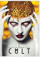 Cover image for American horror story. The complete seventh season, Cult.