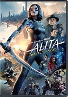 Cover image for Alita: Battle Angel [videorecording].