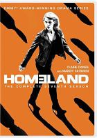 Cover image for Homeland. The complete seventh season [DVD] / developed for American television by Alex Gansa & Howard Gordon.