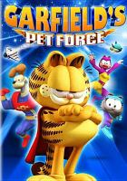 Cover image for Garfield's pet force [DVD] / Paws Incorporated presents in association with The Animation Picture Company/Davis Entertainment ; produced by John Davis, Brian Manis, Ash R. Shah, Youngki Lee, Mark A.Z. Dippe, Daniel Chuba ; written by Jim Davis ; co-directed by Wonjae Lee ; directed by Mark A.Z. Dippe.