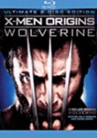 Cover image for X-Men origins. Wolverine [blu-ray] / Twentieth Century Fox and Marvel Entertainment ; Donners' Company ; Seed ; [produced in association with] Ingenious Film Partners, Big Screen Productions, Dune Entertainment ; produced by Lauren Shuler Donner ... [et al.] ; screenplay by David Benioff and Skip Woods ; directed by Gavin Hood.