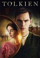 Cover image for Tolkien [DVD] / Fox Searchlight Pictures presents ; in association with TSG Entertainment ; a Chernin Entertainment production ; directed by Dome Karukoski ; written by David Gleeson and Stephen Beresford ; produced by Peter Chernin, Jenno Topping, David Ready, Kris Thykier.