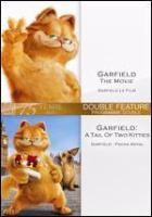 Cover image for Garfield the movie [DVD] ; Garfield, a tail of two kitties / Twentieth Century Fox presents a Davis Entertainment Company production ; written by Joel Cohen & Alec Sokolow ; directed by Pete Hewitt (Garfield the movie) ; directed by Tim Hill (Garafield--a tail of two kitties).