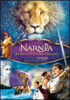 Cover image for The chronicles of narnia. The voyage of the dawn treader [DVD] / [screenplay, Christopher Markus, Stephen McFeely, Michael Petroni ; produced by Mark Johnson ; directed by Michael Apted].
