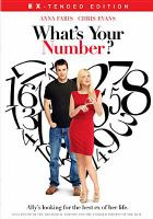 Cover image for What's your number? / Regency Enterprises presents a New Regency/Contrafilm production ; screenplay by Gabrielle Allan & Jennifer Crittenden ; produced by Beau Flynn and Tripp Vinson ; directed by Mark Mylod.