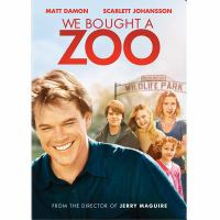 Cover image for We bought a zoo [DVD]