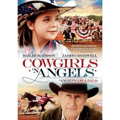 Cover image for Cowgirls 'n angels [DVD] / Sense and Sensibility Ventures ; produced by Ben Feingold ; written by Timothy Armstrong & Stephan Blinn ; directed by Timothy Armstrong.
