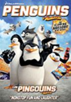 Cover image for Penguins of Madagascar [DVD] / Dreamworks Animation SKG presents ; a PDI/DreamWorks production ; story by Alan Schoolcraft & Brent Simons and Michael Colton & John Aboud ; screenplay by Michael Colton & John Aboud and Brandon Sawyer ; produced by Lara Breay, Mark Swift ; directed by Eric Darnell, Simon J. Smith.