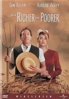Cover image for For richer or poorer [DVD] / Universal Pictures and the Bubble Factory present a Sheinberg production in association with Yorktown Productions ; a Bryan Spicer film ; produced by Sid, Bill, and Jon Sheinberg ; written by Jana Howington and Steve LuKanic.