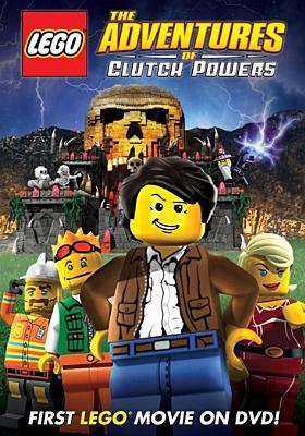Cover image for LEGO. The Adventures of Clutch Powers / LEGO ; Tinseltown Toons ; produced by Joshua R. Wexler, Kristy Scanlan ; directed by Howard E. Baker.