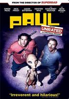 Cover image for Paul [DVD] / Universal Pictures presents in association with Relativity Media a Working Title production in association with Big Talk Pictures ; produced by Nira Park, Tim Bevan, Eric Fellner ; written by Simon Pegg & Nick Frost ; directed by Greg Mottola.