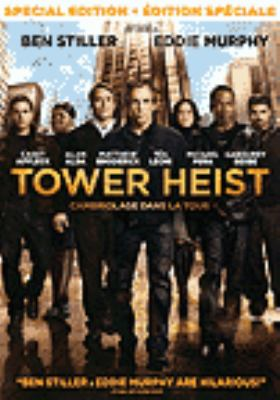 Cover image for Tower heist [DVD] = Cambriolage dans la tour.