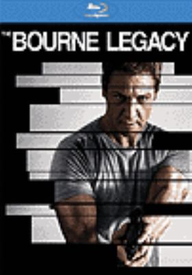 Cover image for The Bourne legacy [blu-ray] / Universal Pictures presents in association with Relativity Media ; written by Tony Gilroy, Dan Gilroy ; directed by Tony Gilroy.