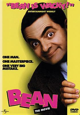 Cover image for Bean [DVD] : the movie / PolyGram Filmed Entertainment presents a Working Title production in association with Tiger Aspect Films ; directed by Mel Smith.