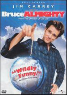 Cover image for Bruce Almighty [DVD] / Universal Pictures and Spyglass Entertainment present a Shady Acres/Pit Bull production, a Tom Shadyac film ; producers, Tom Shadyac, Jim Carrey, James D. Brubaker, Michael Bostick, Steve Koren, Mark O'Keefe ; screenplay writers, Steve Koran, Mark O'Keefe, Steve Oedekerk ; director, Tom Shadyac.
