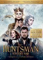 Cover image for The huntsman. Winter's war [DVD] / director, Cedric Nicolas-Troyan.