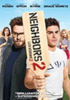 Cover image for Neighbors 2 [DVD] : [sorority rising] / director, Nicholas Stoller.