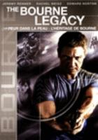 Cover image for The Bourne legacy [DVD] / a Universal Pictures presentation in association with Relativity Media ; a Kennedy/Marshall production ; directed by Tony Gilroy ; screenplay by Tony Gilroy & Dan Gilroy ; produced by Frank Marshall, Patrick Crowley, Ben Smith, Jeffrey M. Weiner.