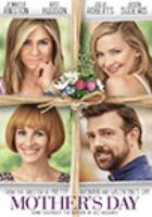 Cover image for Mother's Day [DVD] / director, Gary Marshall.