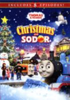 Cover image for Thomas & friends. Christmas on Sodor [DVD]