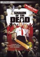Cover image for Shaun of the dead [DVD] / Alliance Atlantis, Studio Canal and Working Title Films present a WT2 production in association with Big Talk Productions produced in association with Inside Track 2, LLP ; produced by Nira Park ; written by Simon Pegg and Edgar Wright ; directed by Edgar Wright.