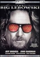 Cover image for The big Lebowski [DVD] / Polygram Filmed Entertainment presents ; a Working Title production ; produced by Ethan Coen ; written by Ethan Coen & Joel Coen ; directed by Joel Coen.