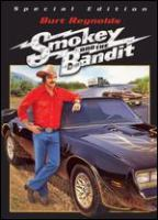 Cover image for Smokey and the Bandit [DVD] / Universal Pictures presents a Rastar production ; produced by Mort Engelberg ; story by Hal Needham & Robert L. Levy ; screenplay by James Lee Barrett and Charles Shyer & Alan Mandel ; directed by Hal Needham.