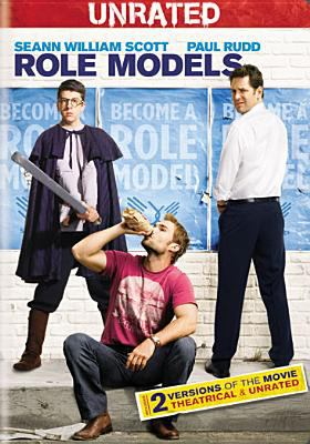 Cover image for Role models [DVD] / Universal Pictures in association with Relativity Media ; a Stuber/Parent production ; produced by Mary Parent, Scott Stuber, Luke Greenfield ; story by Timothy Dowling and William Blake Herron ; screenplay by Paul Rudd & David Wain & Ken Marino and Timothy Dowling ; directed by David Wain.
