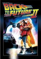 Cover image for Back to the future. Part II [DVD] / Steven Spielberg presents a Robert Zemeckis film ; produced by Bob Gale and Neil Canton ; directed by Robert Zemeckis ; screenplay by Bob Gale ; story by Robert Zemeckis & Bob Gale ; music by Alan Silvestri.