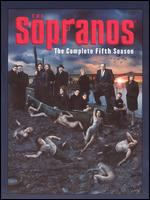 Cover image for The Sopranos. The complete fifth season [DVD] / a Brad Grey Television in association with HBO original programming.