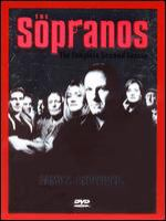 Cover image for The Sopranos. The complete second season [DVD] / a Brad Grey Television production in association with HBO Original Programming ; created by David Chase.