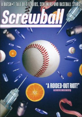 Cover image for Screwball [DVD] / directed by Billy Corben.