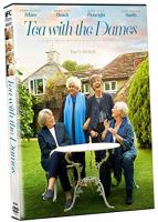 Cover image for Tea with the dames [DVD] / a Field Day Productions/BBC Arena co-production for Kew Media ; director, Roger Michell ; producers, Sally Angel, Karen Steyn.