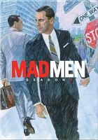 Cover image for Mad men. Season 6 [DVD] / Lions Gate Television Inc. ; Weiner Bros. ; created by Matthew Weiner ; executive producers, Janet Leahy, Andre Jacquemetton, Maria Jacquemetton ; executive producer, Matthew Weiner, Scott Hornbacher ; producers, Erin Levy, Jon Hamm.