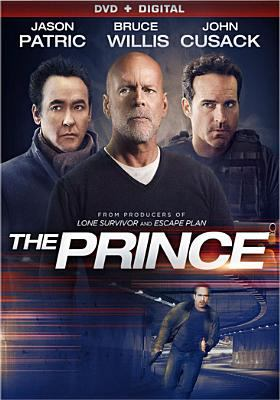 Cover image for The prince [DVD] / Grindstone Entertainment Group and Element Furla Oasis Films present ; produced by Randall Emmett, George Furla, Adam Goldwork ; written by Andre Fabrizio & Jeremy Passmore ; directed by Brian A. Miller.