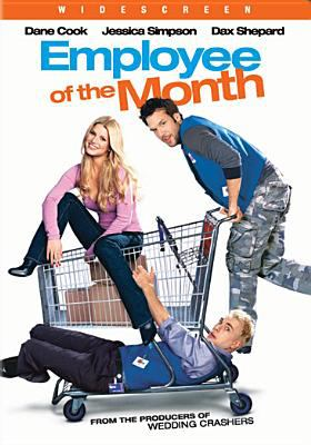 Cover image for Employee of the month [DVD] / Lionsgate ; Tapestry Films ; produced by Peter Abrams, Barry Katz, Robert L. Levy, Andrew Panay, Joe Simpson, Brian Weiss ; story by Don Calame & Chris Conroy ; screenplay by Don Calame & Chris Conroy and Greg Coolidge ; directed by Greg Coolidge.