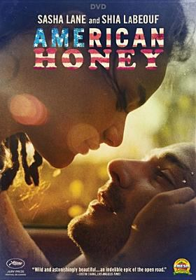 Cover image for American honey [DVD] / Maven Pictures, Film4 and BFI present a Parts and Labor, Pulse Films production ; written and directed by Andrea Arnold ; produced by Lars Knudsen, Jay Van Hoy, Pouya Shahbazian, Alice Weinberg, Thomas Benski, Lucas Ochoa.