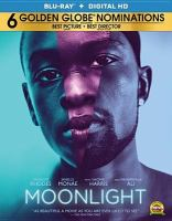 Cover image for Moonlight [blu-ray] / an A24 and Plan B Entertainment presentation ; a Plan B Entertainment/Pastel production ; directed by Barry Jenkins ; screenplay by Barry Jenkins ; story by Tarell Alvin McCraney ; produced by Adele Romanski ; produced by Dede Gardner, Jeremy Kleiner.