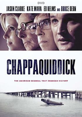 Cover image for Chappaquiddick [DVD] / Entertainment Studios Motion Pictures presents ; an Apex Entertainment production ; in co-production with DMG Entertainment, Chimney LA, Inc. and Film I V©Þst ; directed by John Curran ; written by Taylor Allen & Andrew Logan ; produced by Chris Cowles, Campbell McInnes, Mark Ciardi.