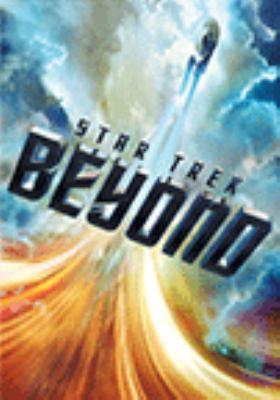 Cover image for Star trek beyond [DVD] / producer, J.J. Abrams ; director, Justin Lin.