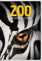 Cover image for Zoo. Season two [DVD] / CBS Television Studios.