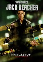 Cover image for Jack Reacher [DVD] / writer/director, Christopher McQuarrie.