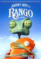 Cover image for Rango [DVD] / Paramount Pictures and Nickelodeon Movies present a Blind Wink production ; a GK Films production ; directed by Gore Verbinski ; written by John Logan ; story by John Logan, Gore Verbinski, James Ward Byrkit ; produced by Gore Verbinski, Graham King, John B. Carls ; a Gore Verbinski film.