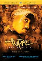Cover image for Tupac. Resurrection [DVD]