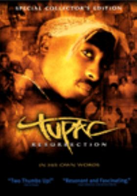 Cover image for Tupac: Resurrection (DVD) [videorecording].