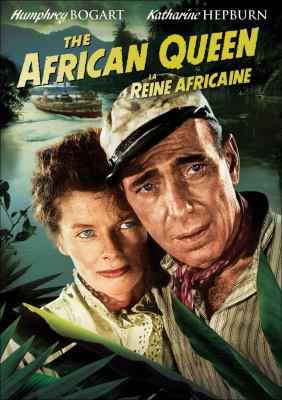 Cover image for The African queen [DVD] / directed by  John Huston.