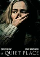 Cover image for A quiet place [DVD] / directed by John Krasinski ; written by Bryan Woods, Scott Beck.