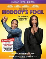 Cover image for Nobody's fool [blu-ray] / Paramount Pictures, Paramount Players, Tyler Perry Studios and BET Films present ; a Tyler Perry Studios production ; producer, Mark E. Swinton ; produced by Will Areu ; executive produced, written, and directed by Tyler Perry.